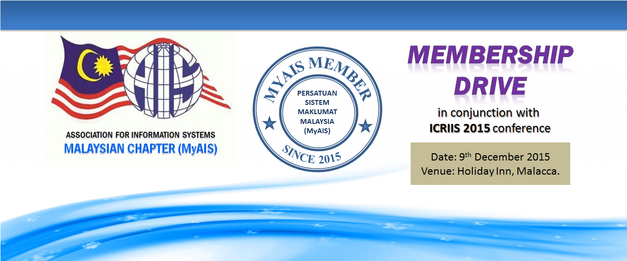 MyAIS Membership Drive