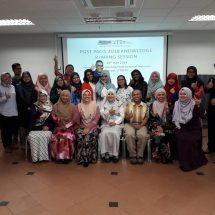 Post PACIS 2018 Knowledge Sharing Session