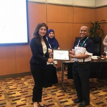 MyAIS Award – Best Paper Award (IS Track)