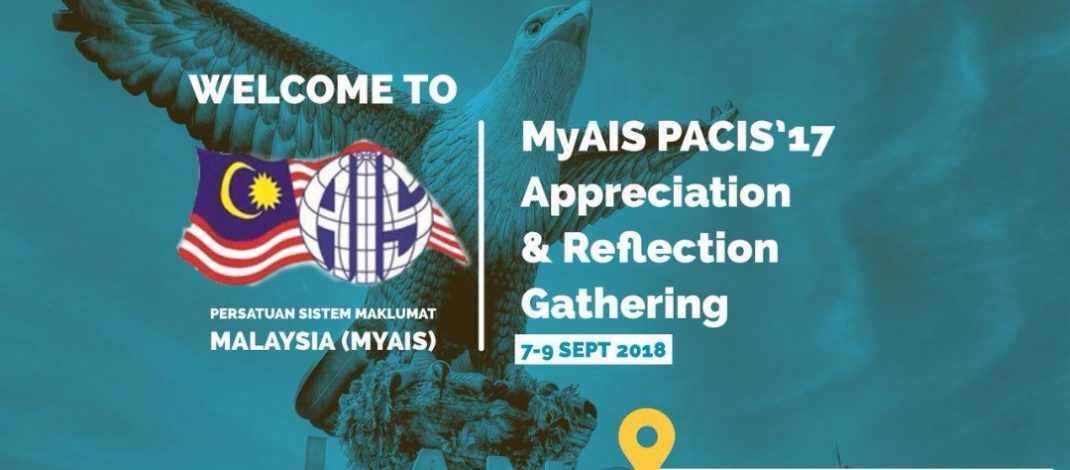 MyAIS PACIS 2017 Appreciation and Reflection Gathering  7 – 9 September 2018 at Alia Residence, Langkawi