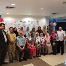 MyAIS 4th Anniversary Celebration @ MaGIC, Cyberjaya