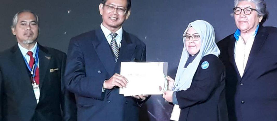 Congratulations Dr Amy Hamijah!
