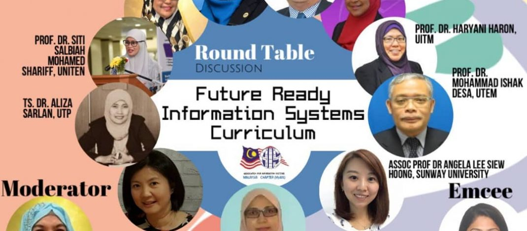MyAIS Roundtable Discussion on Future Ready Information Systems Curriculum