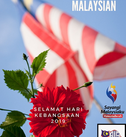Happy 62nd Independence Day Malaysia