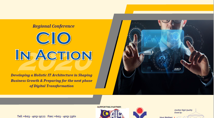 Regional Conference on CIO in Action 2019