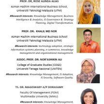 MyDCIS 2019 Panellist