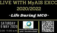 Live with MyAIS Exco 2020/22: Life During MCO