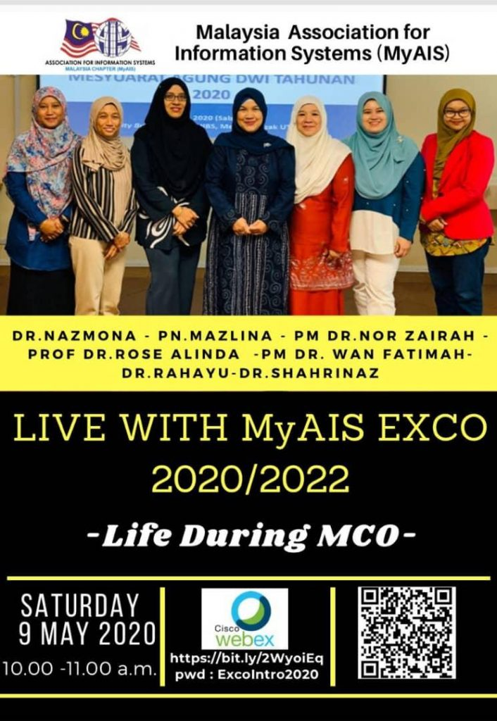Live with MyAIS Exco 2020-22