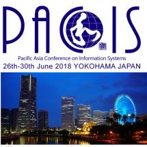 MyAIS Members Attended PACIS 2018 @ Yokohama