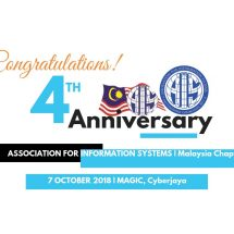 MyAIS 4th Anniversary Celebration!