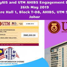 MyAIS And UTM AHIBS Engagement Day