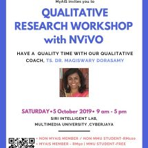 Qualitative Research Workshop with NVivo