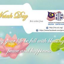 Happy Wesak Day